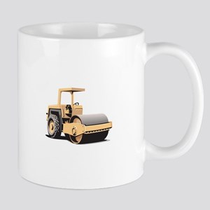 Asphalt Paving Machine Equipment Mugs