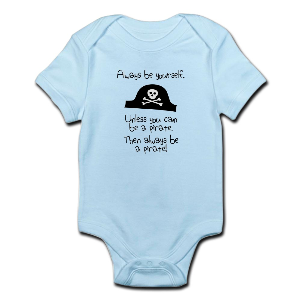 CafePress-Cute-Infant-Bodysuit-Baby-Romper-1325359944 thumbnail 8