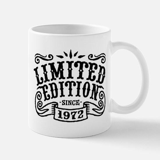 Limited Edition Since 1972 Mug