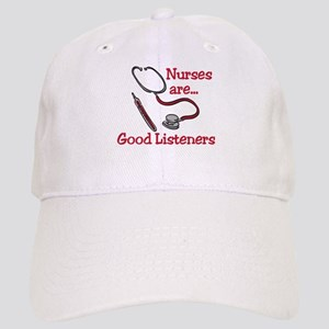 Good Listeners Baseball Cap
