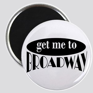 To Broadway Magnet