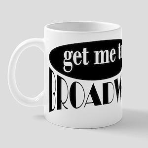To Broadway Mug