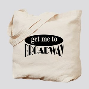 To Broadway Tote Bag