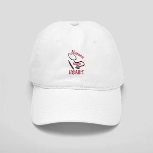 Nurses Have Heart Baseball Cap
