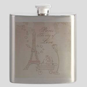 Paris - Eiffel Tower Flask