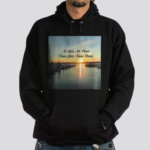 GOD IS PEACE Hoodie (dark)