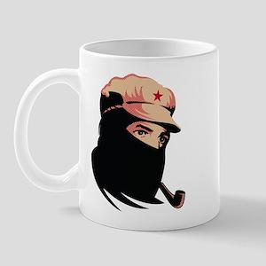 Zapatista Comandante Marcos Mug