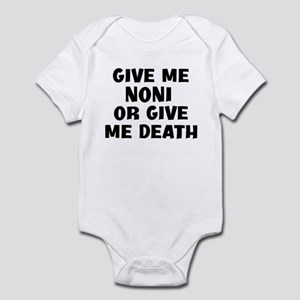 Noni today Infant Bodysuit