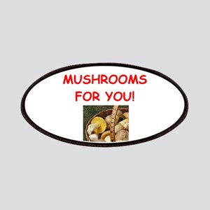 MUSHROOMS Patches