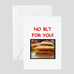 blt Greeting Cards