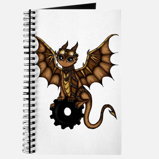 Steampunk Dragon Journal