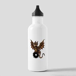 Steampunk Dragon Water Bottle