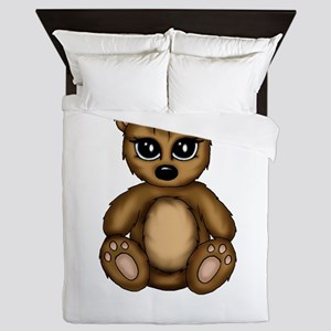 cute Teddy Queen Duvet