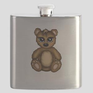 cute Teddy Flask