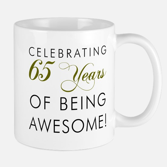 Celebrating 65 Years Drinkware Mugs