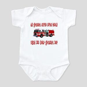 Saved Lives Today-Grandpa Infant Bodysuit