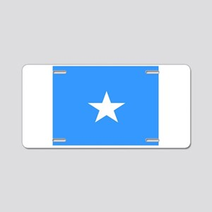 Somalia Flag Aluminum License Plate