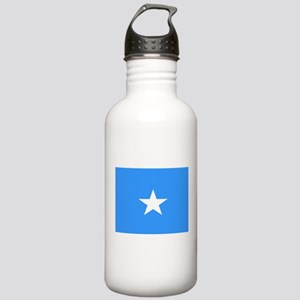 Somalia Flag Water Bottle