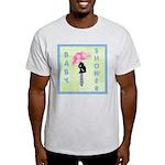 Baby Shower Blue Light T-Shirt
