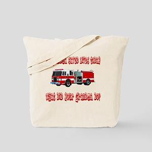 Saved Lives Today-Grandma Tote Bag