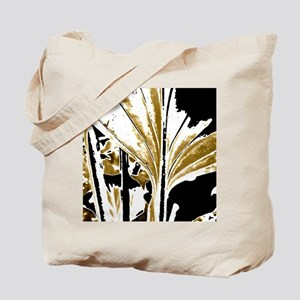 Burnt Leaf Tote Bag