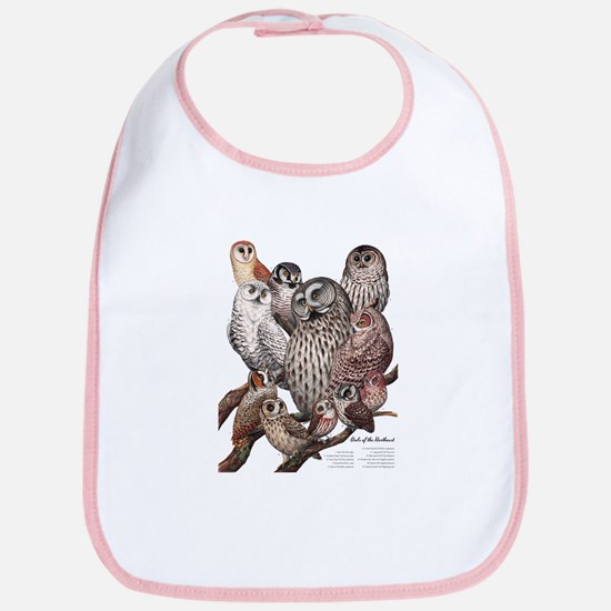 Owls of the Northeast Bib