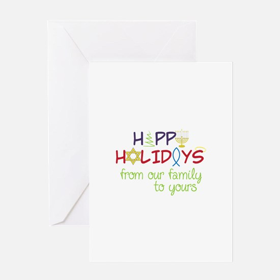 From our Family Greeting Cards