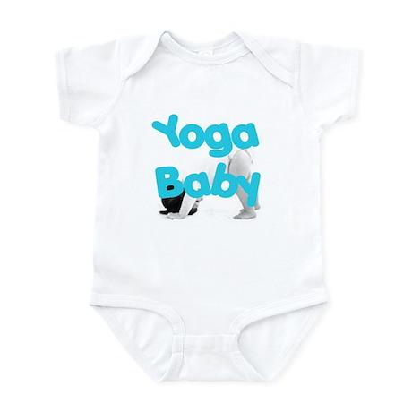 Yoga Baby #1 Infant Bodysuit