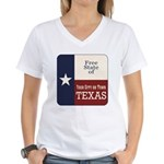 Free State of Texas T-Shirt