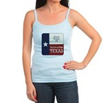 Free State of Texas Tank Top
