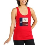 Free State of Texas Racerback Tank Top