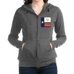 Free State of Texas Women's Zip Hoodie