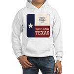 Free State of Texas Hoodie