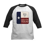 Free State of Texas Baseball Jersey