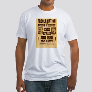 Jesse Dead or Alive Fitted T-Shirt