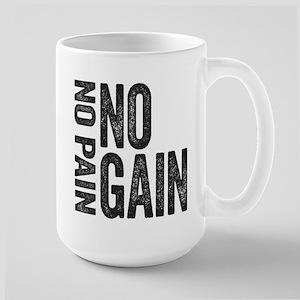 No Pain No gain Mugs