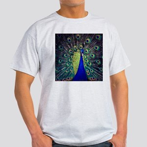Cobalt Blue Peacock T-Shirt