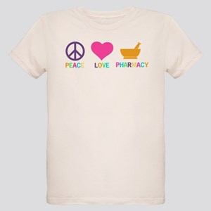 af79b605 Peace love Pharmacy Organic Kids T-Shirt