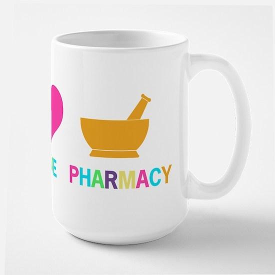 Keep Calm and Take a Chill Pill Large Mug