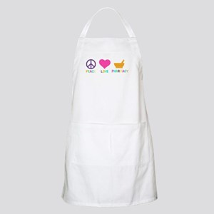 Keep Calm and Take a Chill Pill Apron
