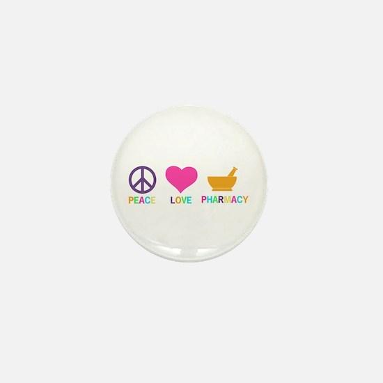 Keep Calm and Take a Chill Pill Mini Button