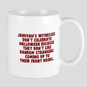 Jehovahs witnesses Mugs