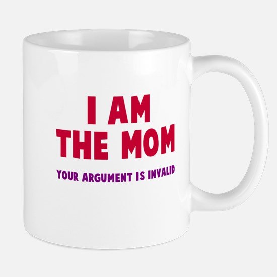 Argument is invalid Mugs