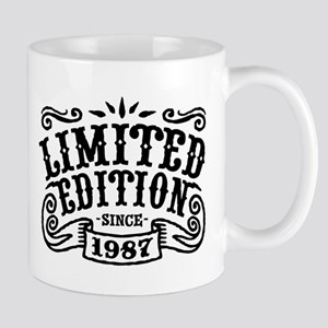 Limited Edition Since 1987 Mug
