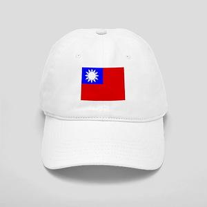 Taiwan Flag Baseball Cap