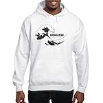 Hokusai Wave Hooded Sweatshirt