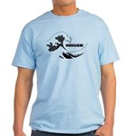 Hokusai Wave Light T-Shirt