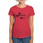 Hokusai Wave Women's Dark T-Shirt