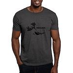 Hokusai Wave Dark T-Shirt