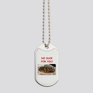 duck Dog Tags
